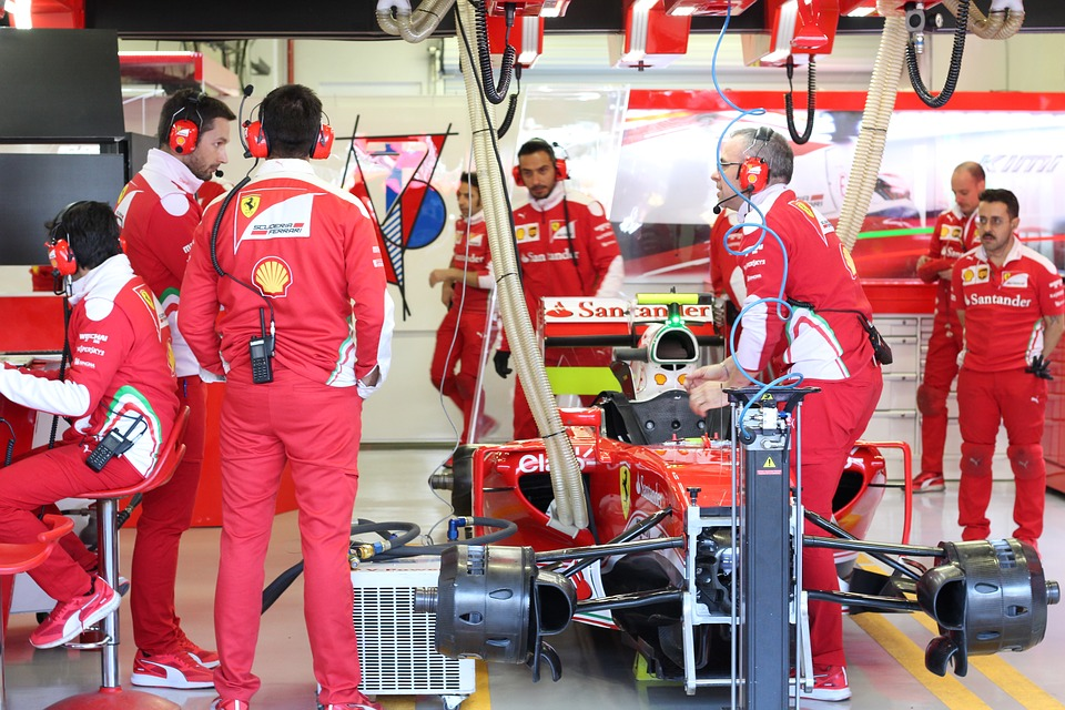 f1 formula 1 motor racing ferrari - 4 Failsafe Tactics for Motorsports Bettors in 2019